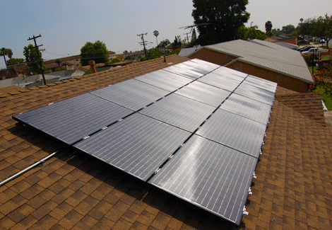 Solar Powered Systems