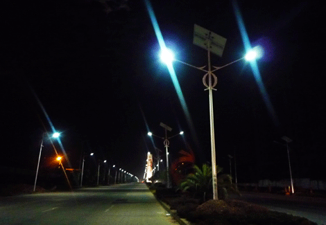 Solar Street Light Projects